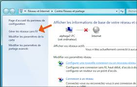 comment installer un ordinateur de bureau windows 7 seven comment se connecter au wifi sans fil