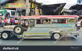 philippine jeep clipart manila philippines circa jan 2015colorful old stock photo