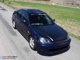 modified cars wallpapers honda civic vti vtec wallpaper u2013 modified car gallery
