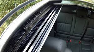 bmw sunroof moonroof panoramic sunroof problems tilt fix part
