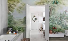 Wall Scenes by Wallpaper For Bedroom Walls Designs Bedroom Wall Painting Mural