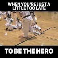 Karate Meme - little karate hero meme watch or download downvids net