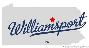 map of williamsport pa map of williamsport pa pennsylvania