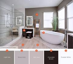 relaxing color schemes bathroom bathroom relaxing color schemes shutterfly gray floor for