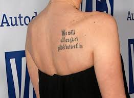 back shoulder quotes for tattoomagz