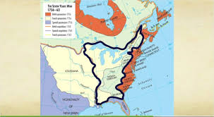 Spanish Map Of North America by 1 8 The Fates Of India And North America U2013 Subratachak