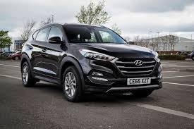 hyundai tucson 2016 black wessex garages newport used hyundai tucson 1 7 crdi bluedrive se