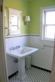 1930s bathroom ideas sink and window in remodeled mahomet farmhouse bath for the home
