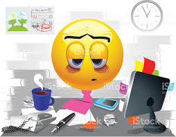 smiley bureau smiley stock vector more images of anthropomorphic