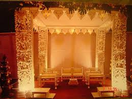 Indian Wedding Mandap Rental An Engraved Stone Inspired Indian Wedding Mandap Ah Makes You