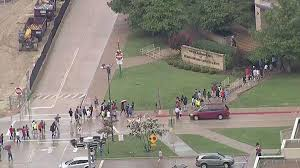 Ut Dallas Map by Ut Dallas Orders Campus Wide Evacuation After Bomb Threat Nbc 5