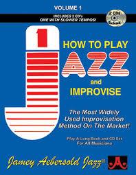 jamey aebersold jazz jazzbooks