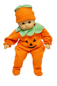pumpkin costume pumpkin costume for american girl dolls bitty baby