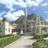 castle floor plans archival designs