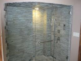 Frameless Shower Door Installation Custom Glass Shower Door New York Frameless Shower Door