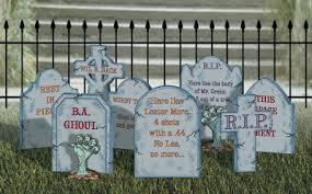 gravestone sayings tombstones scary tombstone sayings for