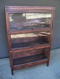 Macey Barrister Bookcase Antique Vintage 2 Tier Barrister Bookcase Shelf Guelph Ontario