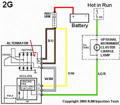 wiring question alternator ford truck enthusiasts forums