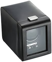amazon watch list black friday amazon com wolf 270002 heritage single watch winder with cover