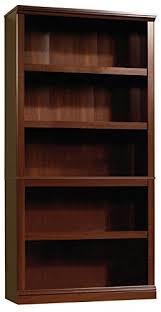 Sauder Premier 5 Shelf Composite Wood Bookcase Sauder 412835 Sauder Select 5 Shelf Bookcase Select