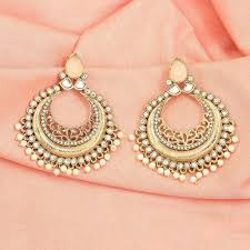 punjabi jhumka earrings 55 indian earrings 1550 best earrings images on