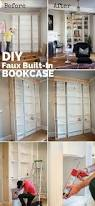 home made bookshelves best 25 home library diy ideas on pinterest home libraries