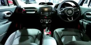 jeep renegade interior colors 2015 jeep renegade price youtube