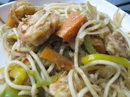 hakka cuisine recipes prawn hakka noodles recipe sinamontales