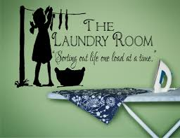 Wall Decor For Laundry Room Laundry Room Decor Laundry Sign Laundry Room Decal Laundry