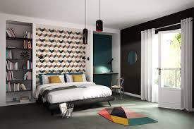 papiers peints 4 murs chambre nouvelle collection emmanuelle rivassoux x 4murs