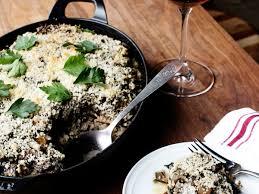 wild rice thanksgiving side dish chicken and wild rice casserole recipe gavin kaysen food u0026 wine