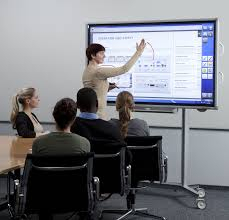 large format touch displays sharp presents new interactive