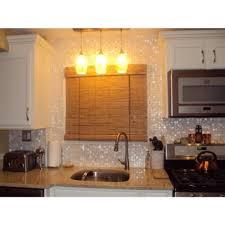 stunning orange glass backsplash contemporary home design ideas
