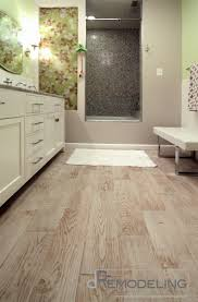 pictures and ideas of wood effect bathroom floor tile