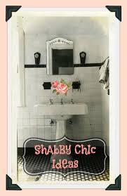 Shabby Chic Bathroom by Decorating A Simply Shabby Chic Bathroom French Country Style