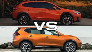 subaru nissan subaru forester vs nissan rogue 2016 subaru forester vs 2016