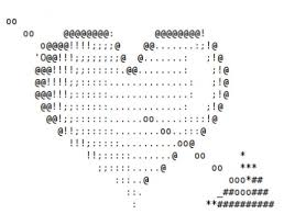 Ascii Art Flowers - valentine ascii text art hearts hubpages