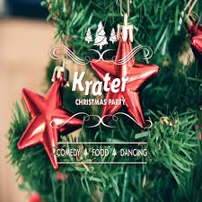 krater christmas party komedia brighton thu 7th december 2017