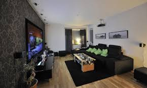 Black Sofa Living Room Home Design Ideas Lounge Black Sofas Living Room Design Ideas