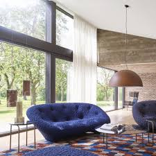 Ek Home Interiors Design Helsinki by Mold Ceiling Lighting Designer Kateryna Sokolova Ligne Roset