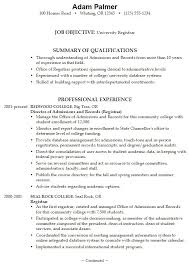 Resume For College Students Free by College Resumes Examples College Finance Resume Examples For