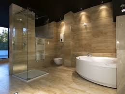 Wet Room Bathroom For A Modern Style Home Furniture And Decor - Bathroom rooms