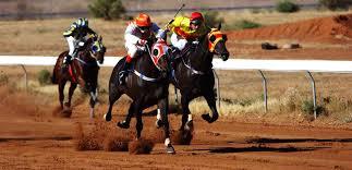 st patrick u0027s race club broken hill major outback horse racing event
