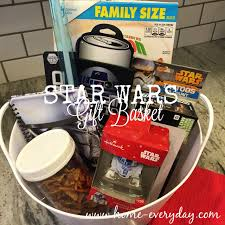 wars gift basket wars home everyday