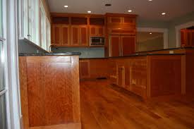 Pantry Cabinet Doors by Kitchen Natural Cherry Cabinets Cherry Kitchen Doors Tall