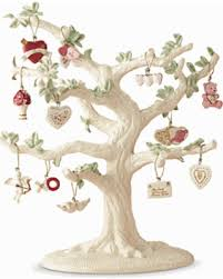 deal alert 13 ornament tree set by lenox