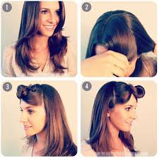 hair styles in two ponies back to school hairstyle the two simple ponytail hairstyles that
