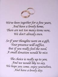 wedding gift poems wedding invitation wording ideas with poems lovely best 25 wedding