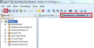 tutorial oracle data modeler notesofmyjavacareer how to create relational data model with oracle