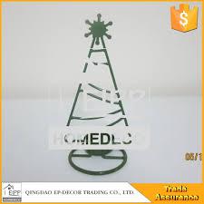 metal christmas tree candle holder metal christmas tree candle